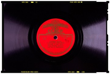 Bakelit hanglemez - CHAMPiON-VYNiL