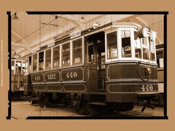 Közlekedési múzeum Szentendre - Trains Nr.01