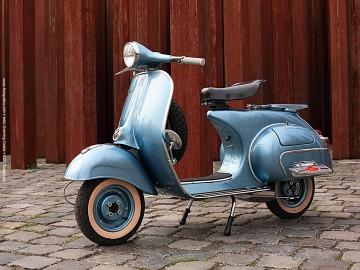 vespa oldtimer motorok