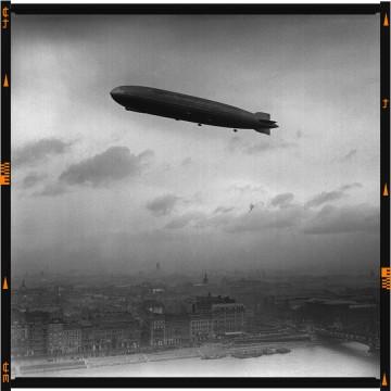 fotómúzeum graf zeppelin léghajó budapest 5