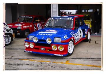 renault 5 maxi turbo oldtimer autó fotók 45