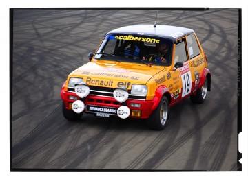 renault 5 maxi turbo oldtimer autó fotók 33