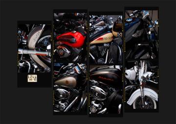 harley-davidson fesztivál motorok