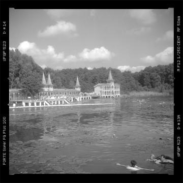 magyarország régi fényképeken hévíz 1