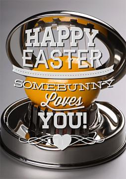 Húsvéti dekoráció ötletek - Húsvéti tojás - Poszter 1