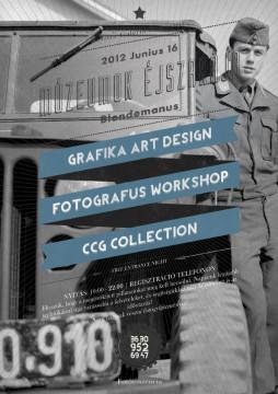 fotómúzeumok - poszter